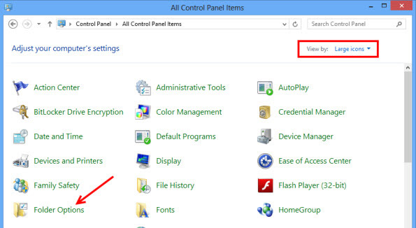 folder-option Greatadexchange.com poisto